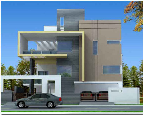 Module space architects architects in hyderabad for Architecture interior design hyderabad telangana